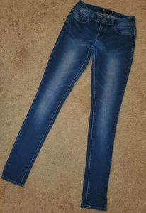 Rampage Skinny Boots Booster Jeans